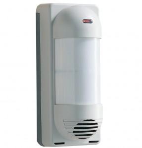 détecteur volumétrique alarme de maison